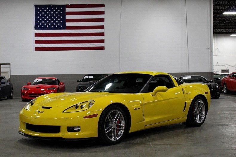 51744450034f7e low res 2006 chevrolet corvette z06