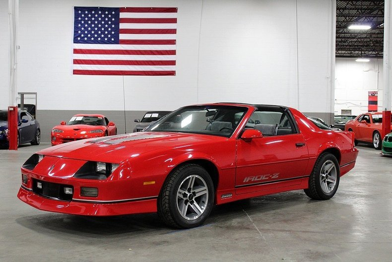 5193209d8b460c low res 1986 chevrolet camaro iroc z 28