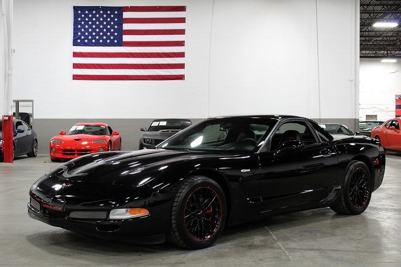 520377fddca847 low res 2003 chevrolet corvette z06