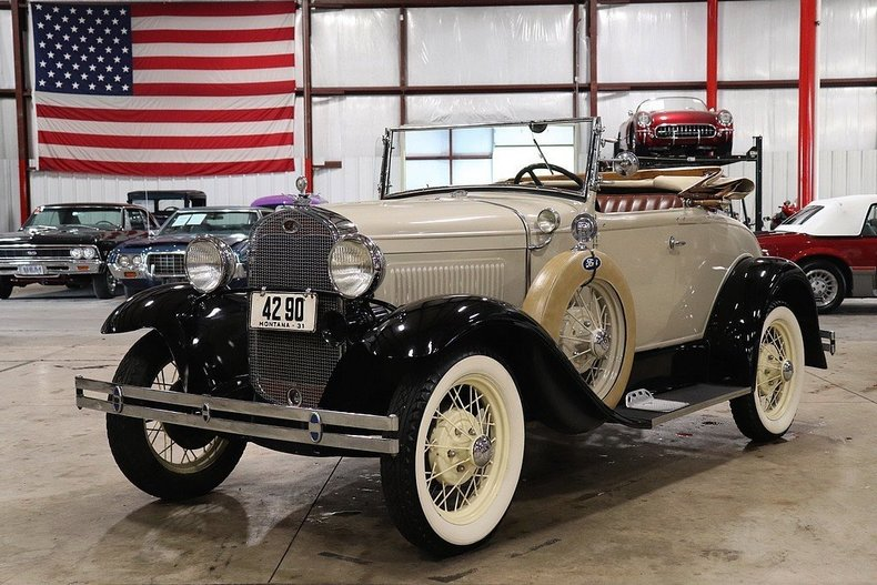 5155618e052d29 low res 1931 ford model a roadster