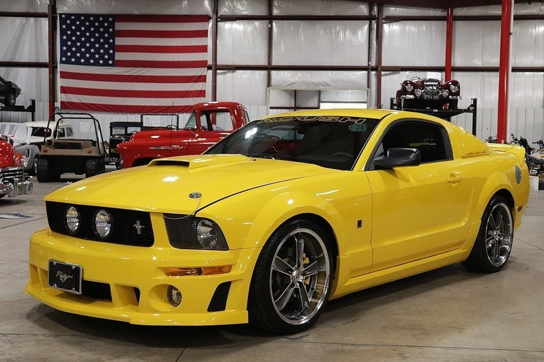 522300ea880142 low res 2006 ford mustang
