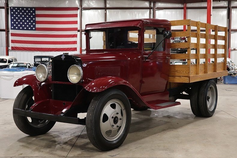 52743293a9d831 low res 1930 chevrolet pickup