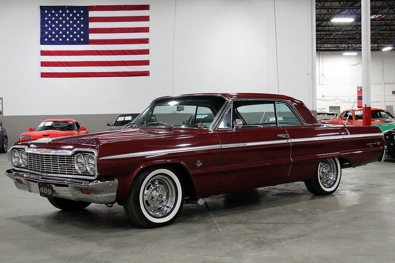526959b4d36cc4 low res 1964 chevrolet impala ss