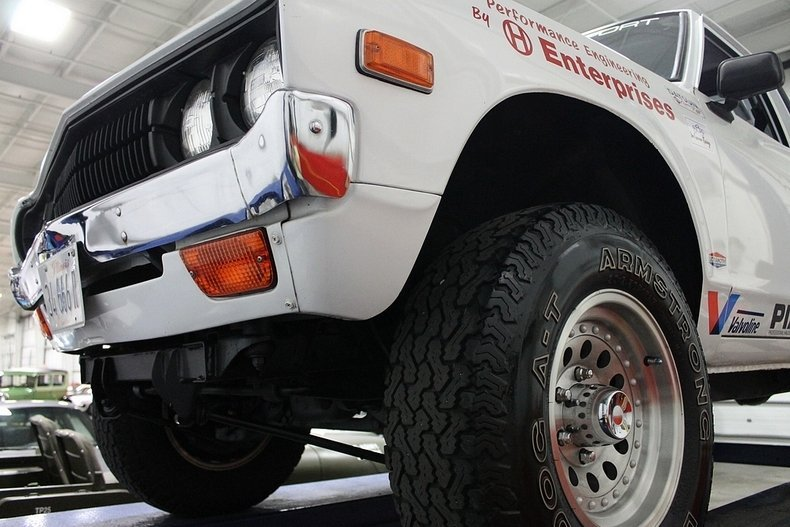 Nissan Grand Rapids >> 1978 Datsun 620 Baja   GR Auto Gallery