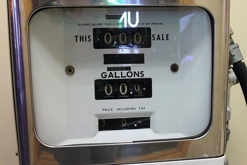 "Metro Auto Parts >> ""Good Gulf Gas Pump"" | GR Auto Gallery"