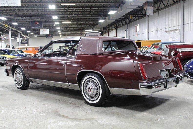 1984 Cadillac Eldorado Gr Auto Gallery