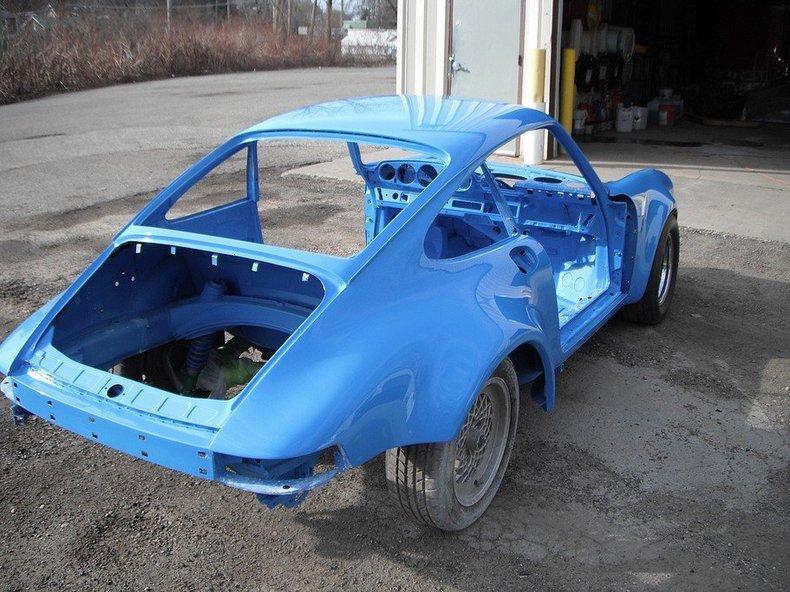Sanding Down A Classic Car
