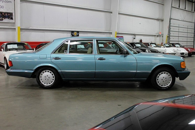 1991 mercedes benz 560sel gr auto gallery for Mercedes benz grand rapids