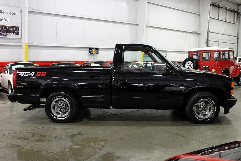 Grand Rapids Auto Parts >> 1990 Chevrolet 454 SS | GR Auto Gallery