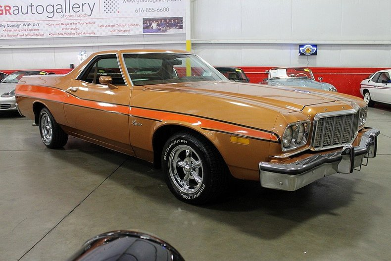 Ford Dealer Grand Rapids >> 1975 Ford Ranchero | GR Auto Gallery
