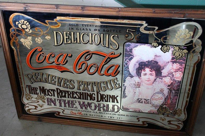 Quot Coca Cola Relieves Fatigue Quot Gr Auto Gallery