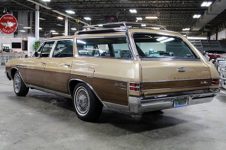 1967 Buick Sport Wagon Gr Auto Gallery