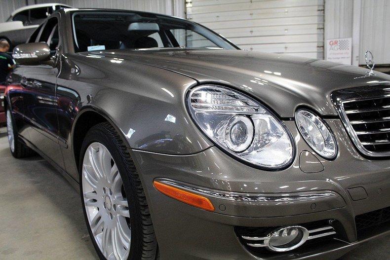 2008 Mercedes Benz E350 Gr Auto Gallery