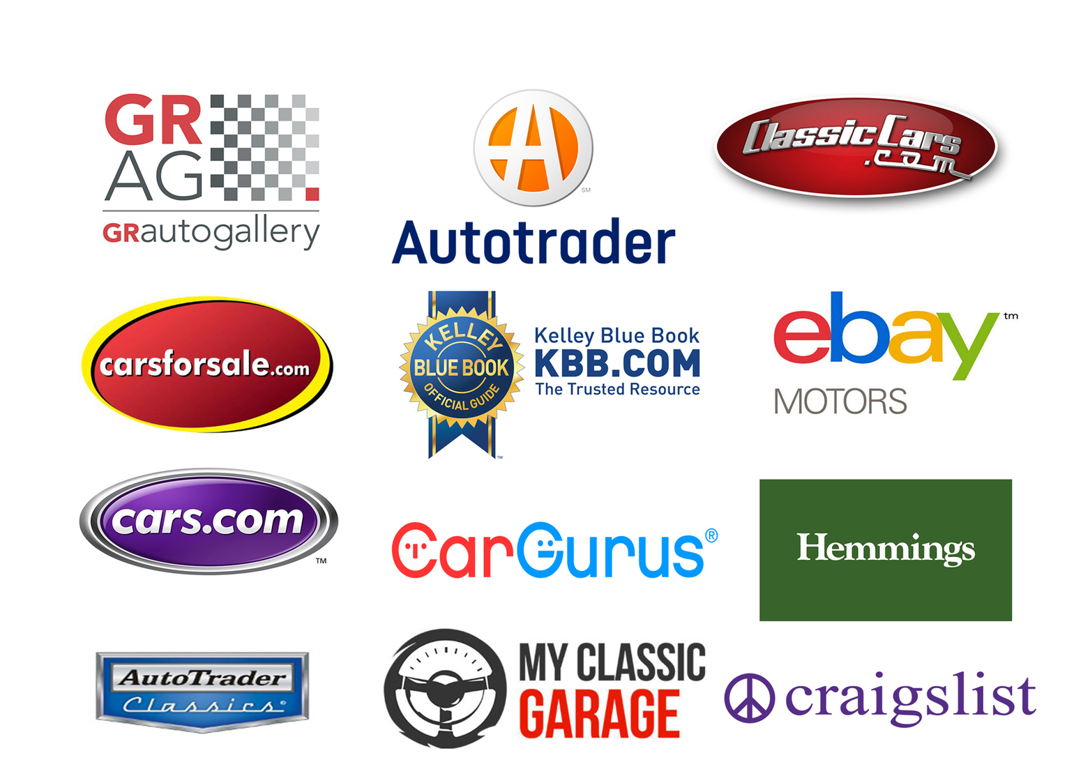 Consignments | GR Auto Gallery