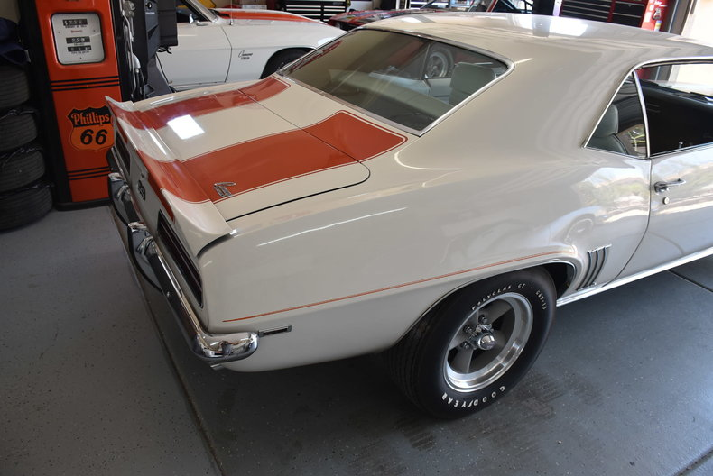 1969 Chevrolet Camaro Z10 Rs Ss For Sale 57419 Mcg