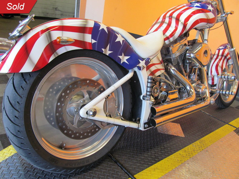American Ironhorse Vehicle