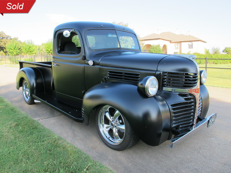 1947 Dodge Brothers WD-15 Truck