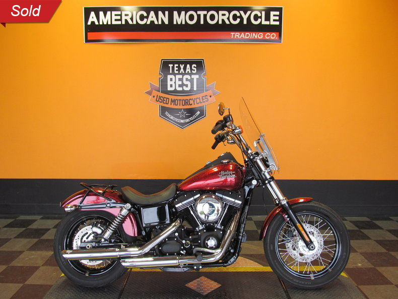 2013 Harley-Davidson Dyna Street Bob