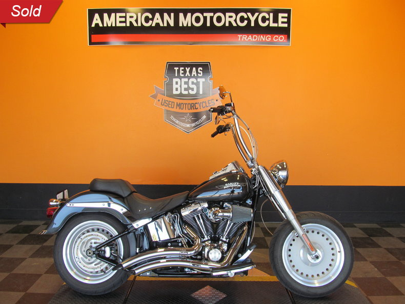2009 Harley-Davidson Softail Fat Boy