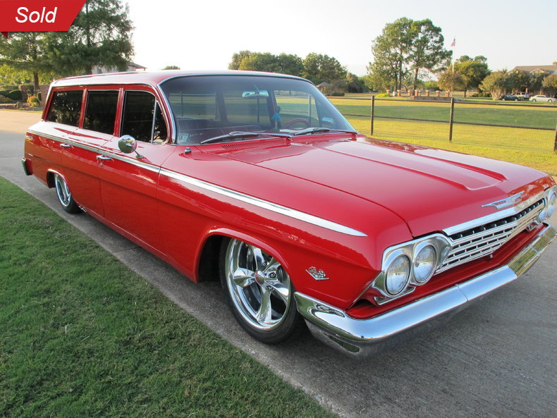 1962 Chevrolet Bel Air Wagon