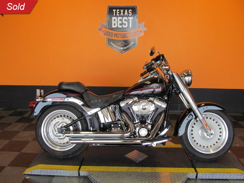 2007 Harley-Davidson Softail Fat Boy