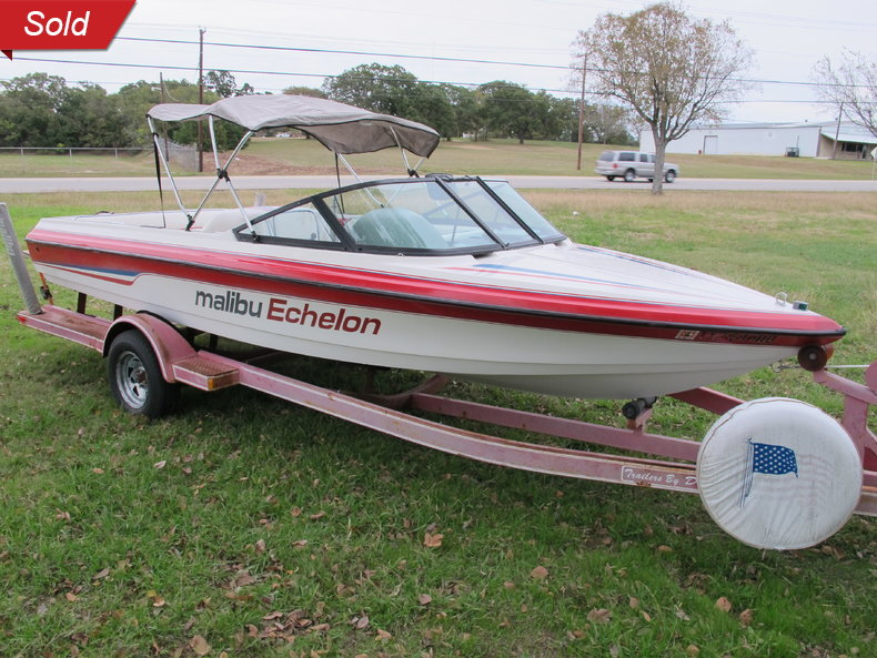 Malibu Boats Vehicle