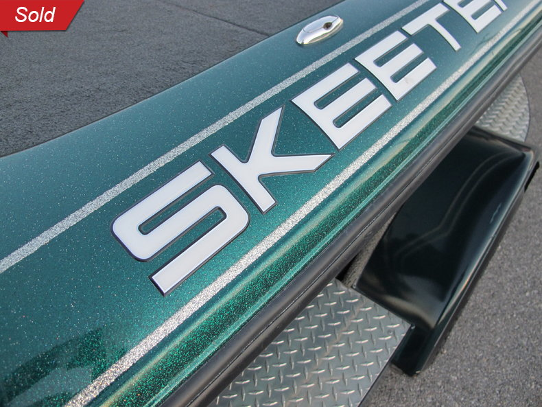 Skeeter Vehicle