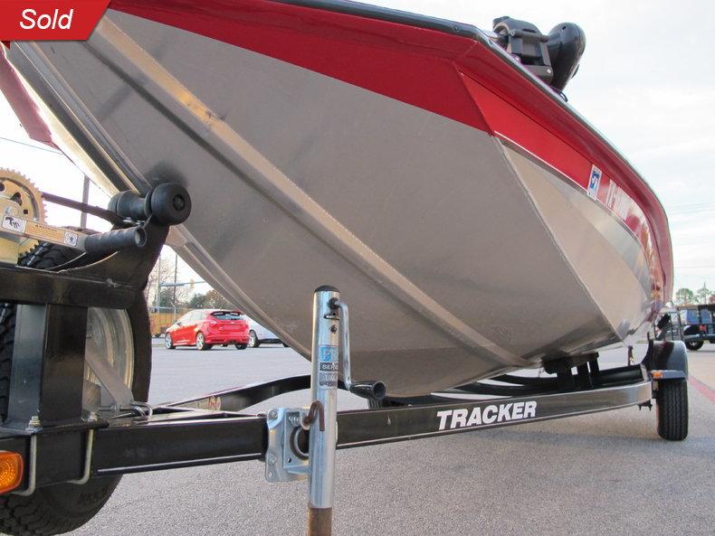 Tracker Vehicle