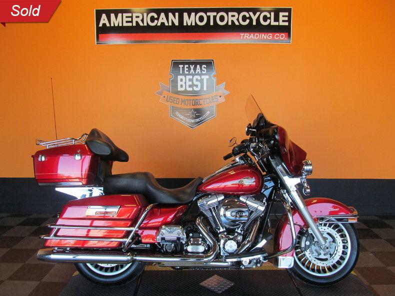 2012 Harley-Davidson Electra Glide