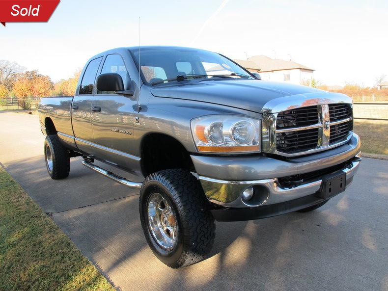 2006 Dodge 3/4 Ton Pickup