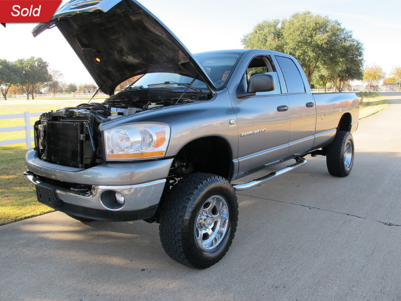 Dodge Vehicle