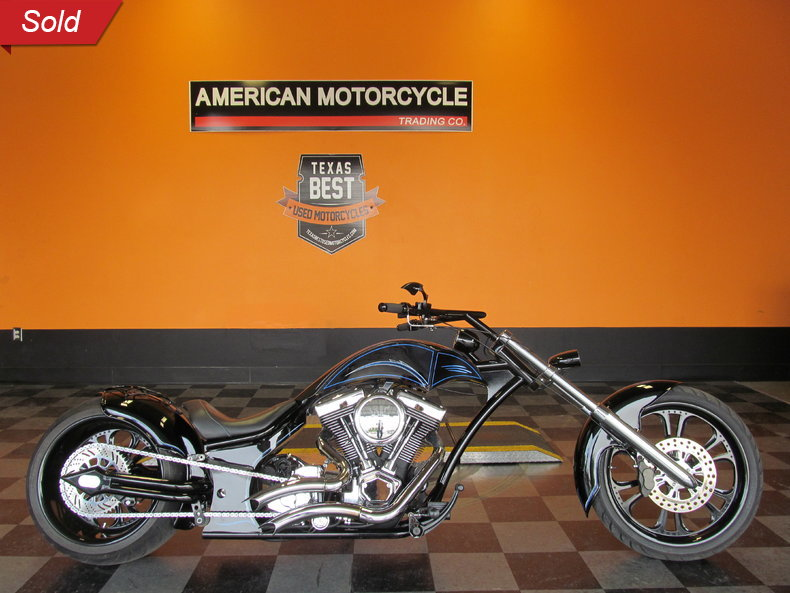 2012 Stinger ASVE Chopper