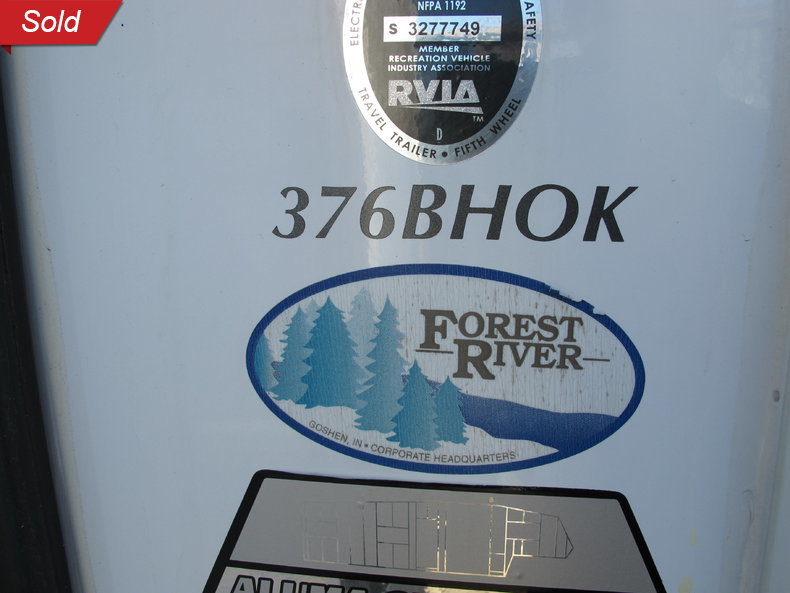 Forest River Vehicle