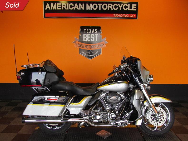 2012 Harley-Davidson CVO Ultra
