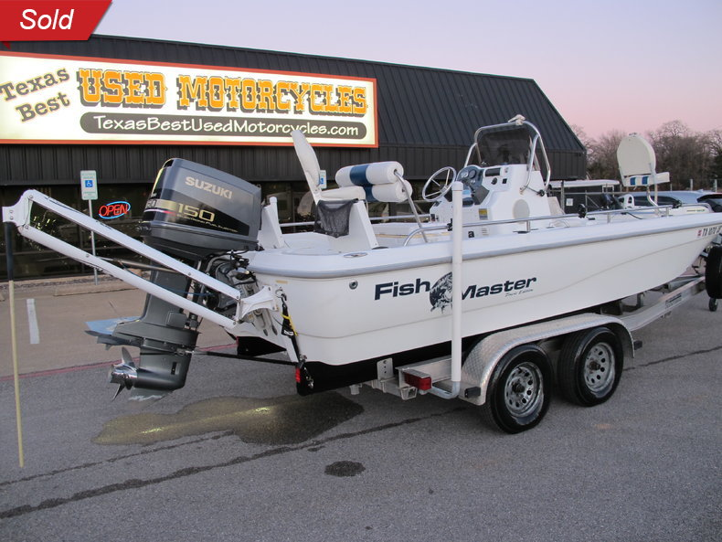 Fish Master Vehicle