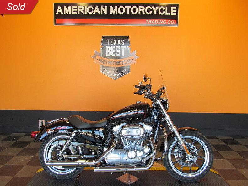 2011 Harley-Davidson Sportster 883