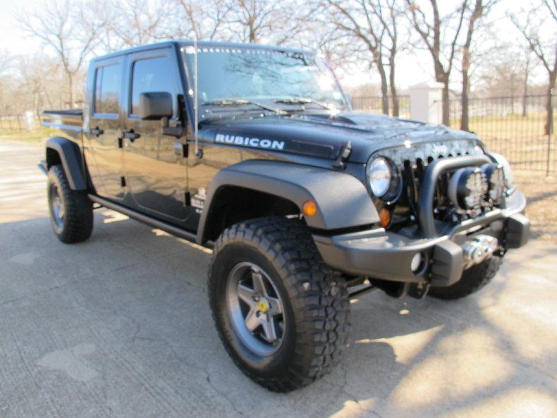 2013 Jeep Rubicon AEV Brute 5.7 Hemi
