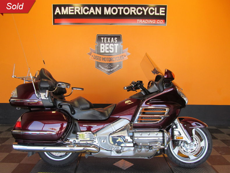 2007 Honda Gold Wing