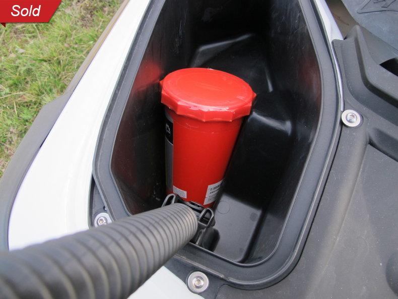 Sea-Doo Vehicle