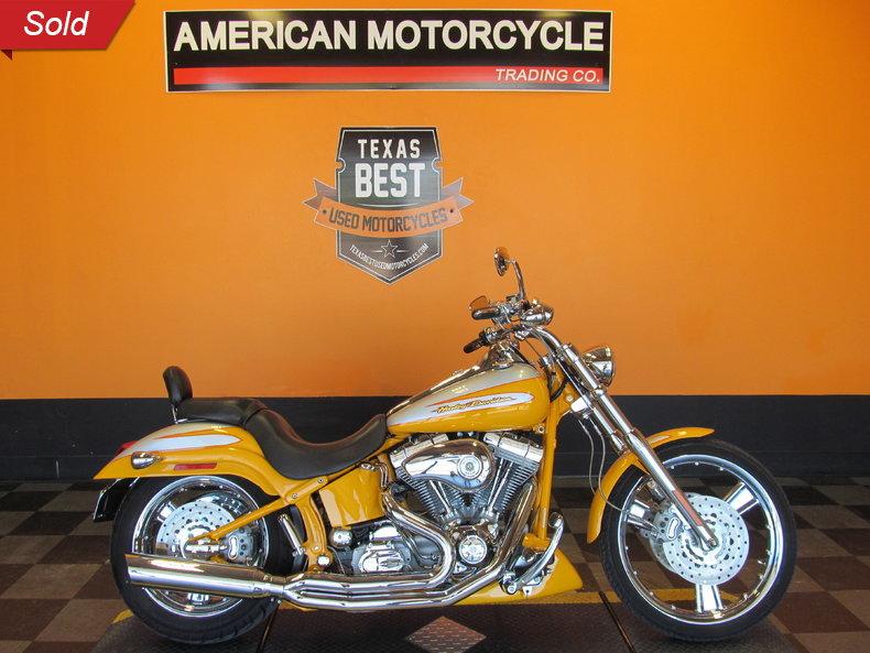 2004 Harley-Davidson CVO Softail Deuce