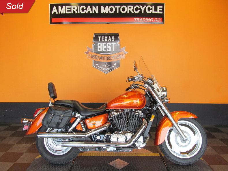 2002 Honda Shadow