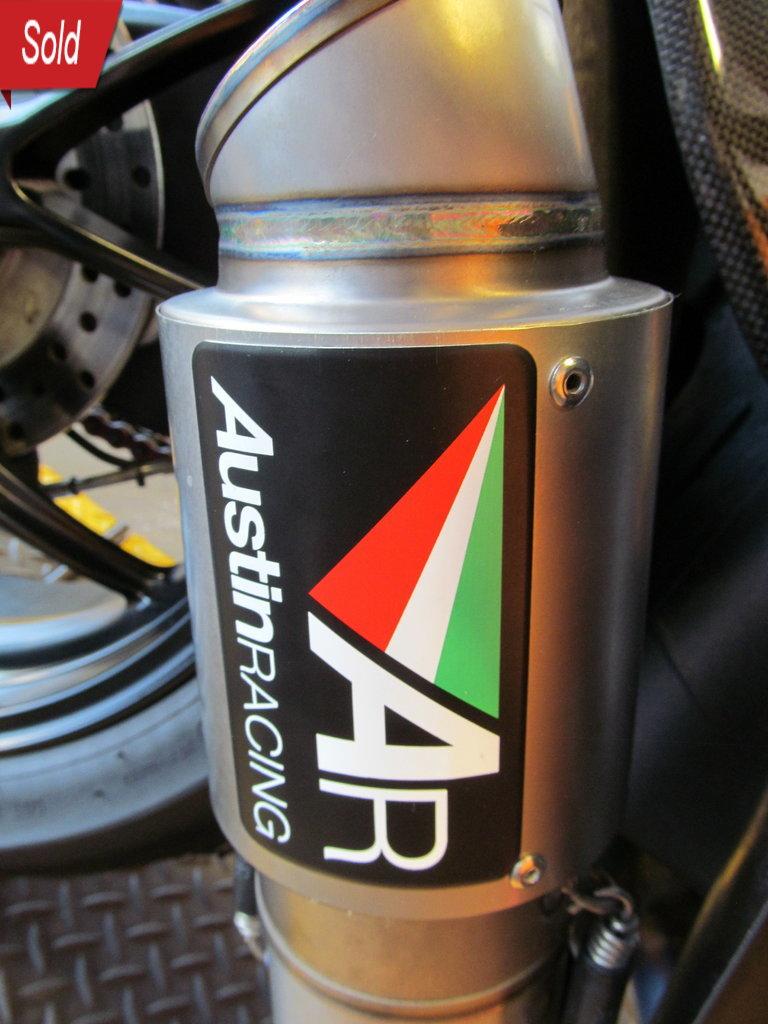 Ducati Vehicle
