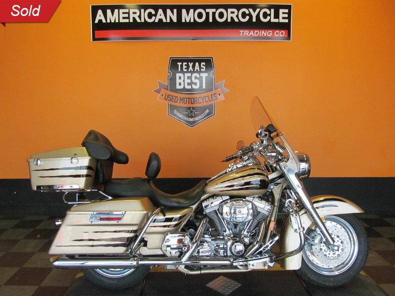 2003 Harley-Davidson CVO Road King