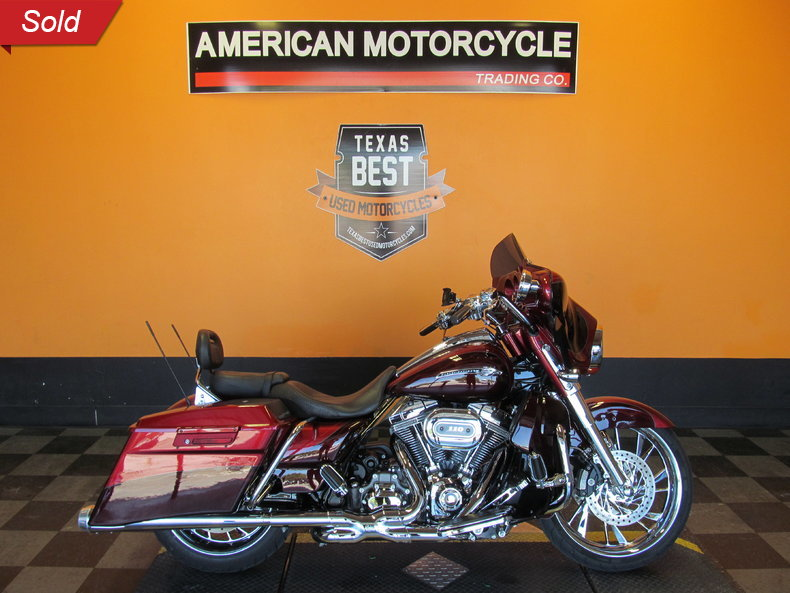 2012 Harley-Davidson CVO Street Glide