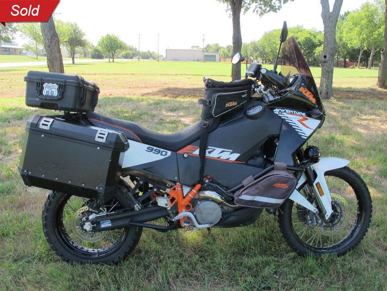 2011 KTM 990 Adventure R