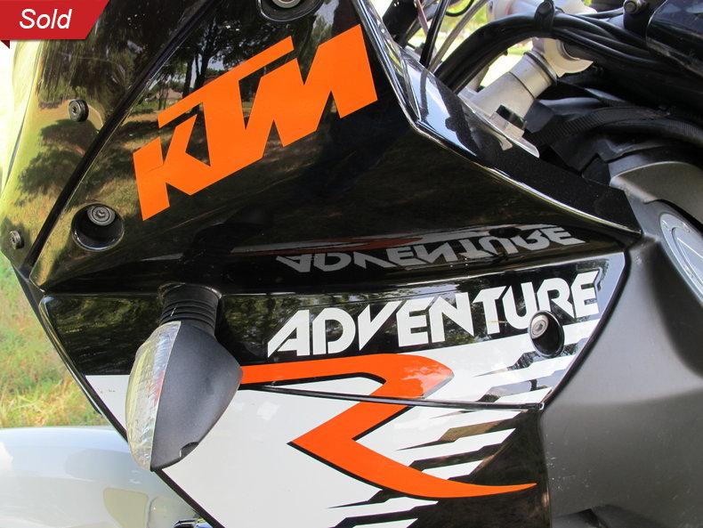 KTM Vehicle