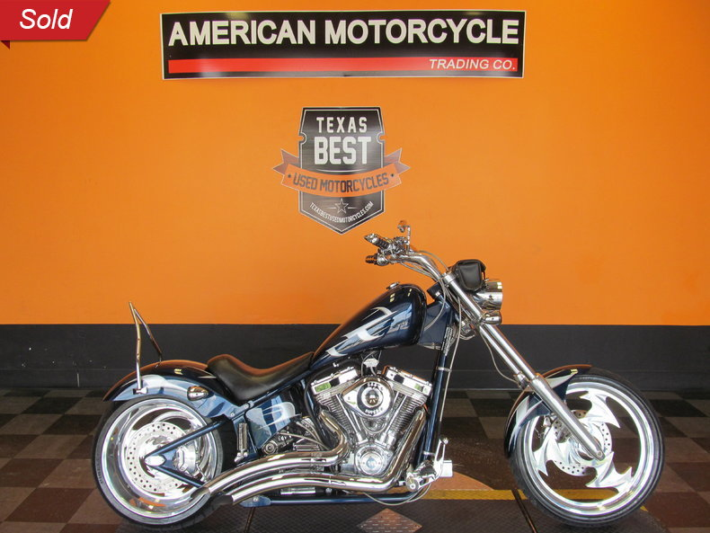 2004 American Ironhorse Legend