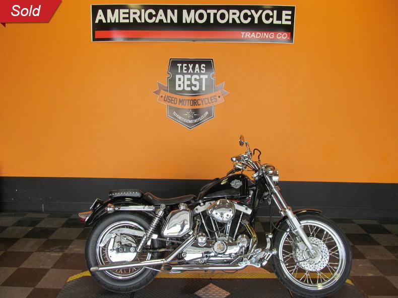1978 Harley-Davidson Iron head sportster