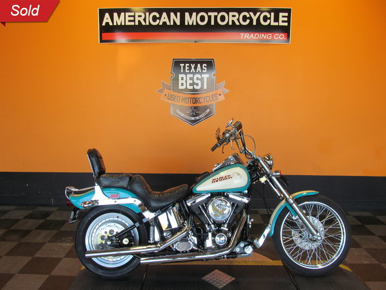 1992 Harley-Davidson Softail Custom