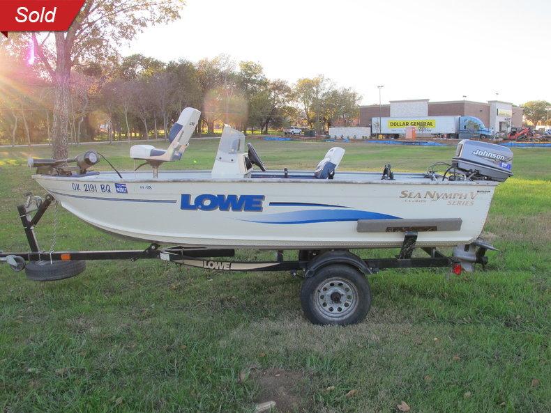 Lowe Vehicle